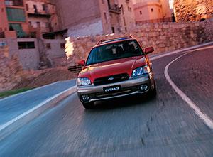 Foto Exteriores (16) Subaru Outback Suv Todocamino 1999