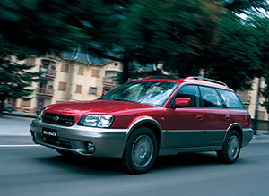 Foto Exteriores (17) Subaru Outback Suv Todocamino 1999