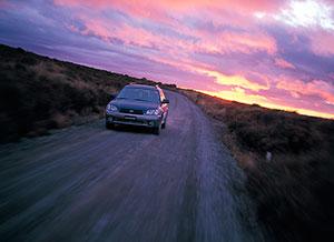 Foto Exteriores (18) Subaru Outback Suv Todocamino 1999