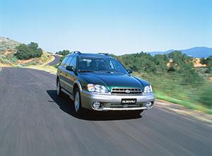 Foto Exteriores (2) Subaru Outback Suv Todocamino 1999