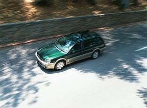 Foto Exteriores (3) Subaru Outback Suv Todocamino 1999