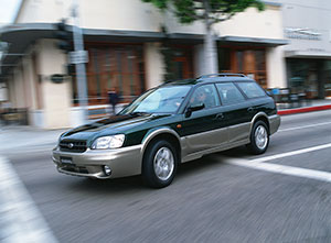 Foto Exteriores (4) Subaru Outback Suv Todocamino 1999