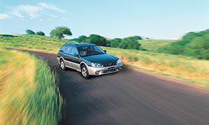Foto Exteriores (5) Subaru Outback Suv Todocamino 1999