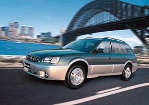 Foto Exteriores (6) Subaru Outback Suv Todocamino 1999