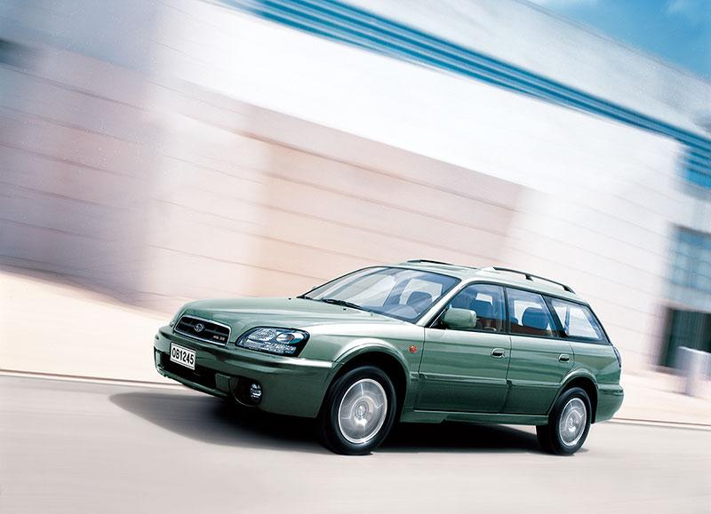 Foto Exteriores Subaru Outback Suv Todocamino 1999