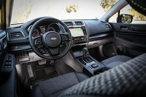 Foto Salpicadero Subaru Outback Suv Todocamino 2019