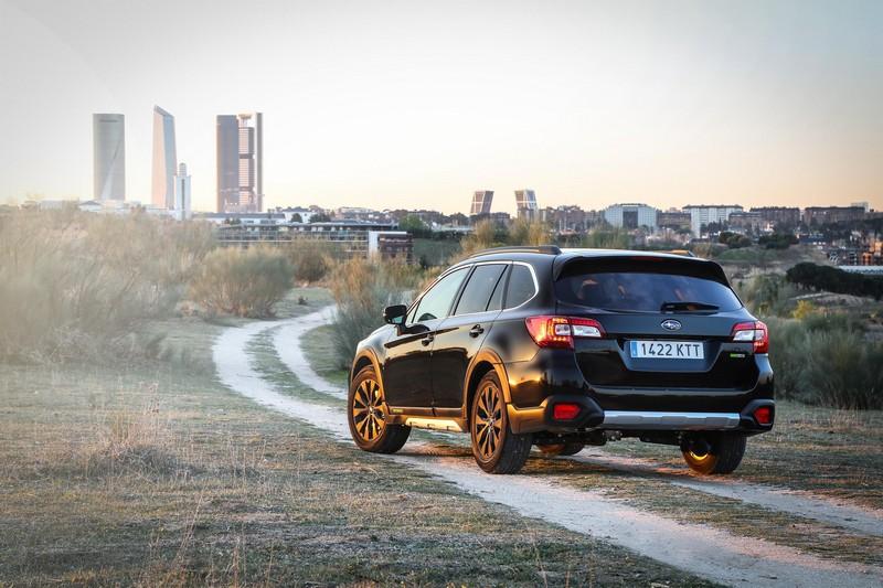 Foto Exteriores 1 Subaru Outback Suv Todocamino 2019
