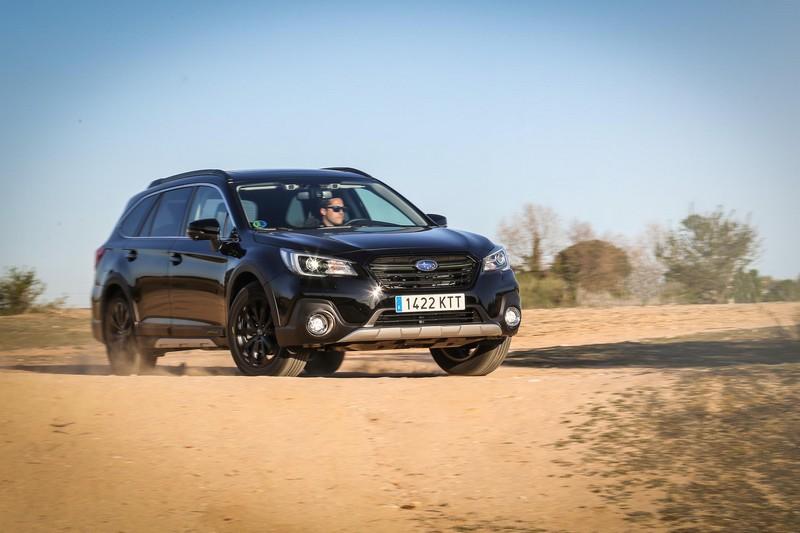 Foto Exteriores Subaru Outback Suv Todocamino 2019