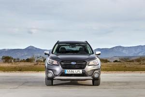 Foto Delantera Subaru Outback-silver-edition Suv Todocamino 2020