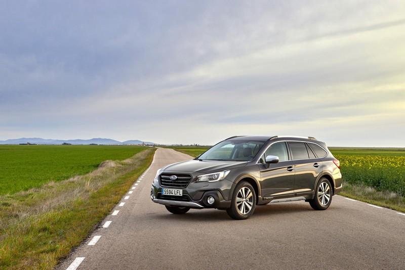 Foto Exteriores Subaru Outback Silver Edition Suv Todocamino 2020