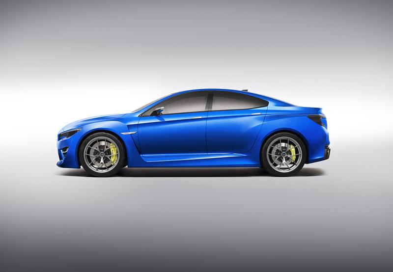 Foto Exteriores Subaru Wrx Cupe 2013