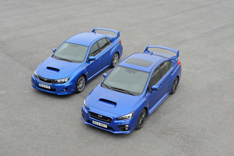 Foto Exteriores Subaru Wrx Sti Cupe 2014