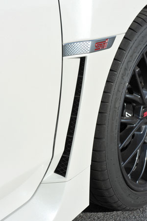 Foto Detalles Subaru Wrx-sti Sedan 2014