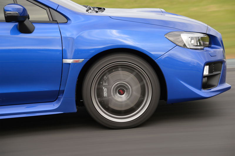 Foto Detalles (12) Subaru Wrx-sti Sedan 2014
