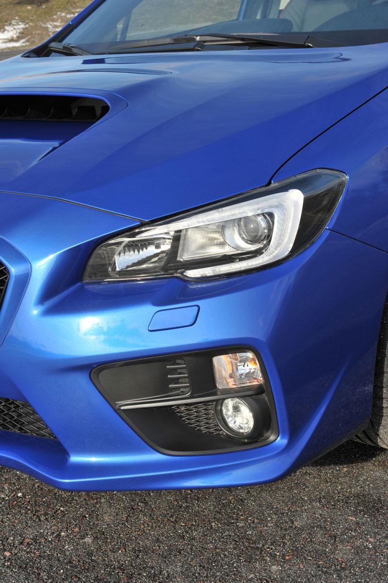 Foto Detalles (16) Subaru Wrx-sti Sedan 2014