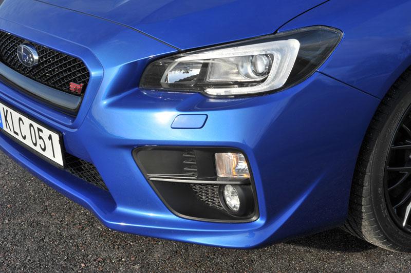 Foto Detalles (17) Subaru Wrx-sti Sedan 2014