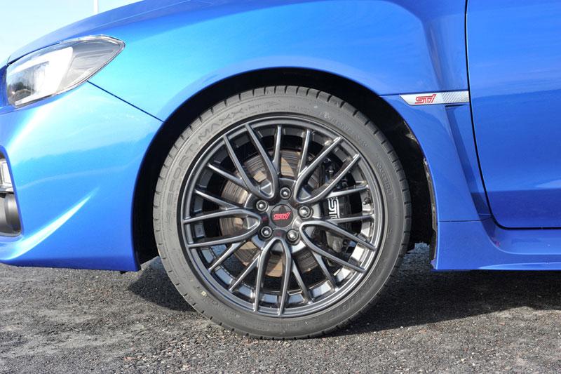 Foto Detalles (18) Subaru Wrx-sti Sedan 2014