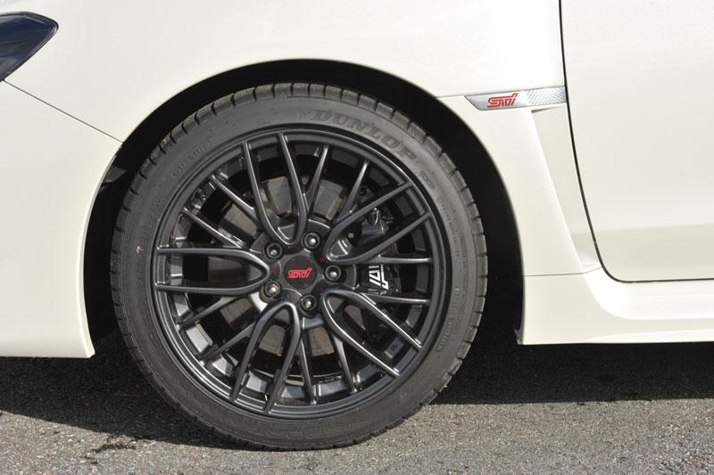 Foto Detalles (28) Subaru Wrx-sti Sedan 2014