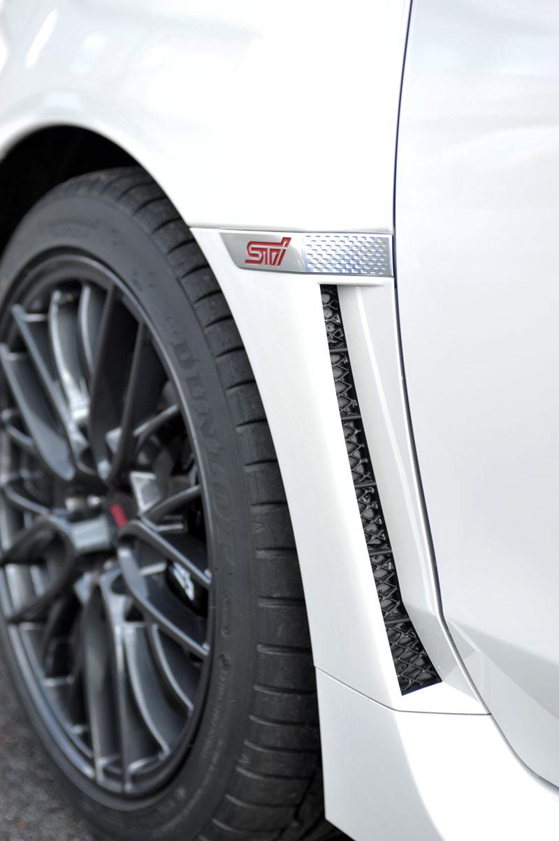 Foto Detalles (30) Subaru Wrx-sti Sedan 2014