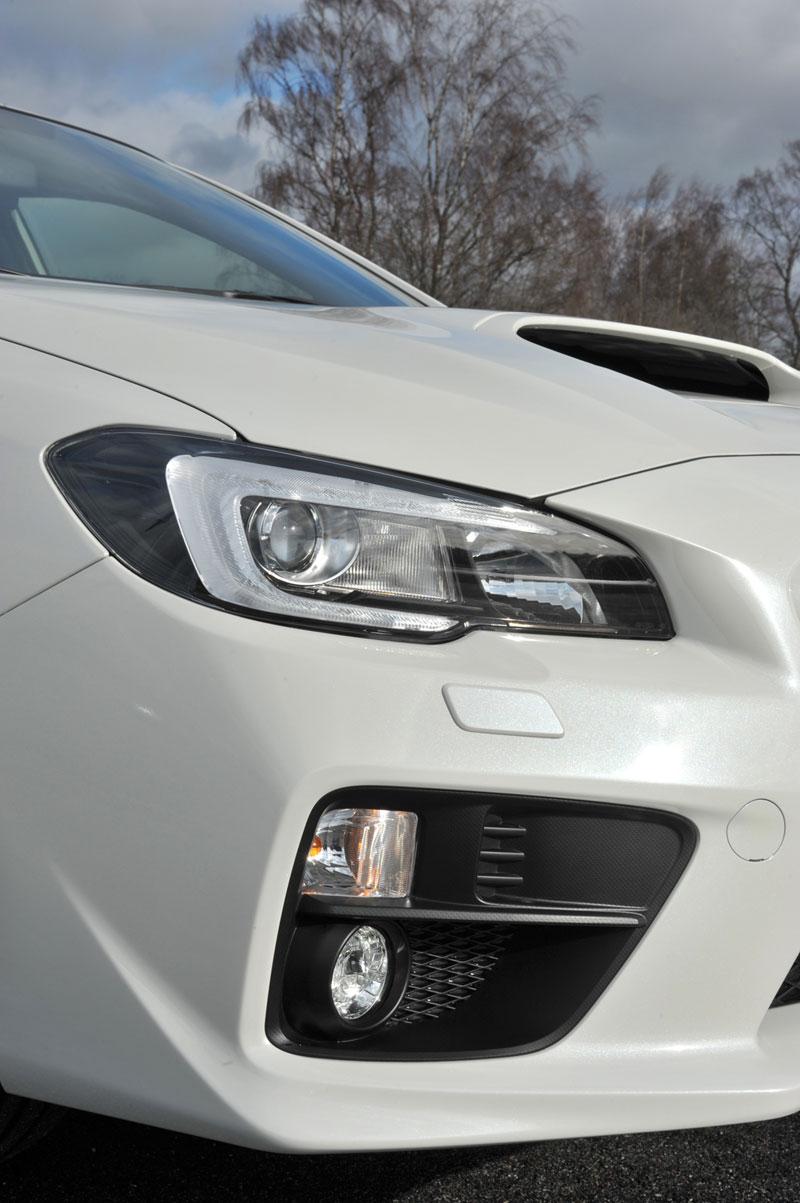 Foto Detalles (31) Subaru Wrx-sti Sedan 2014