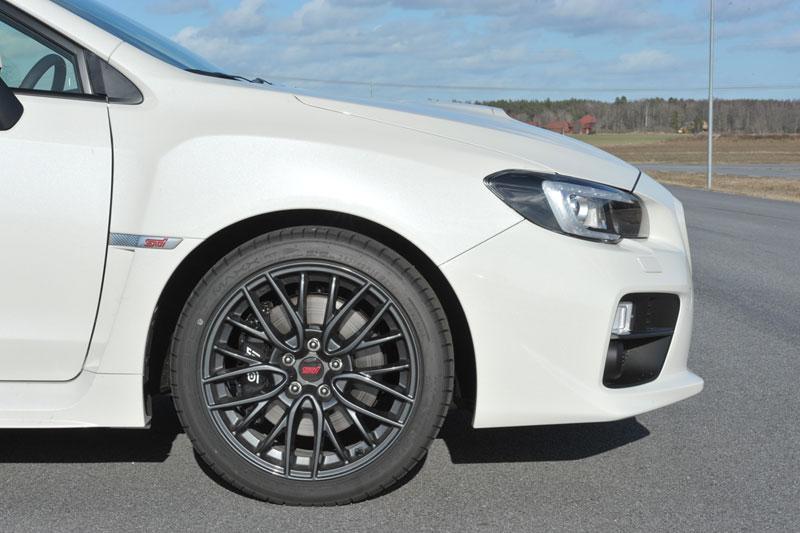 Foto Detalles (33) Subaru Wrx-sti Sedan 2014