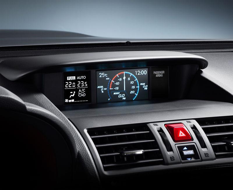 Foto Detalles (37) Subaru Wrx-sti Sedan 2014