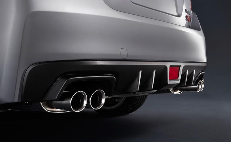 Foto Detalles (4) Subaru Wrx-sti Sedan 2014