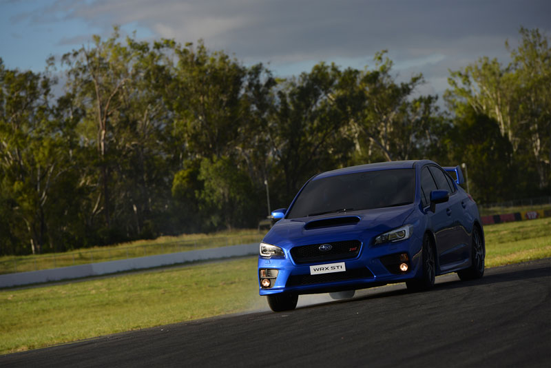 Foto Exteriores (14) Subaru Wrx-sti Sedan 2014