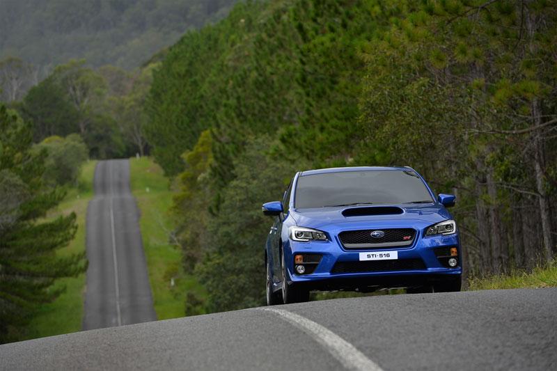 Foto Exteriores (3) Subaru Wrx-sti Sedan 2014