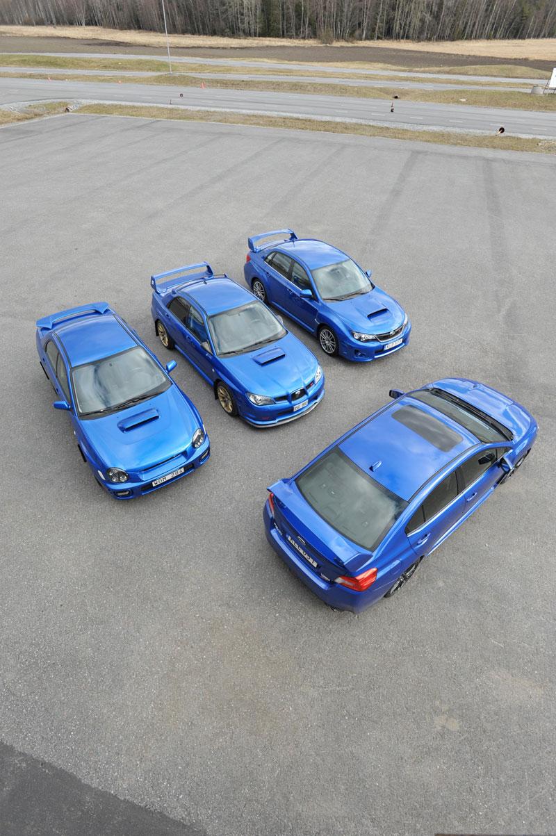Foto Exteriores (52) Subaru Wrx-sti Sedan 2014