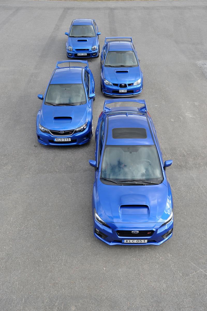 Foto Exteriores (54) Subaru Wrx-sti Sedan 2014
