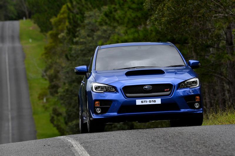 Foto Exteriores (8) Subaru Wrx-sti Sedan 2014
