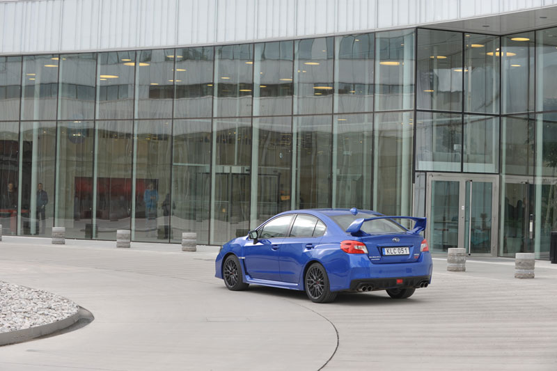 Foto Exteriores (85) Subaru Wrx-sti Sedan 2014