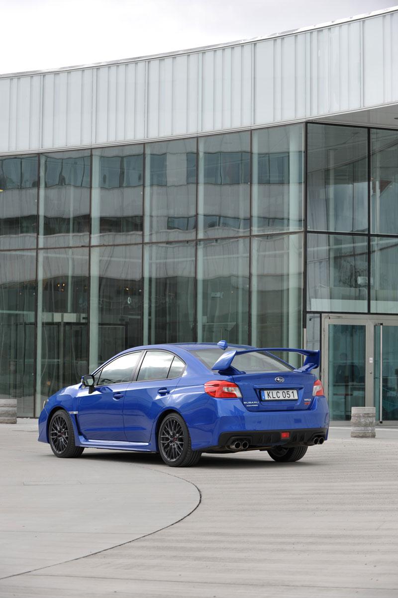 Foto Exteriores (88) Subaru Wrx-sti Sedan 2014