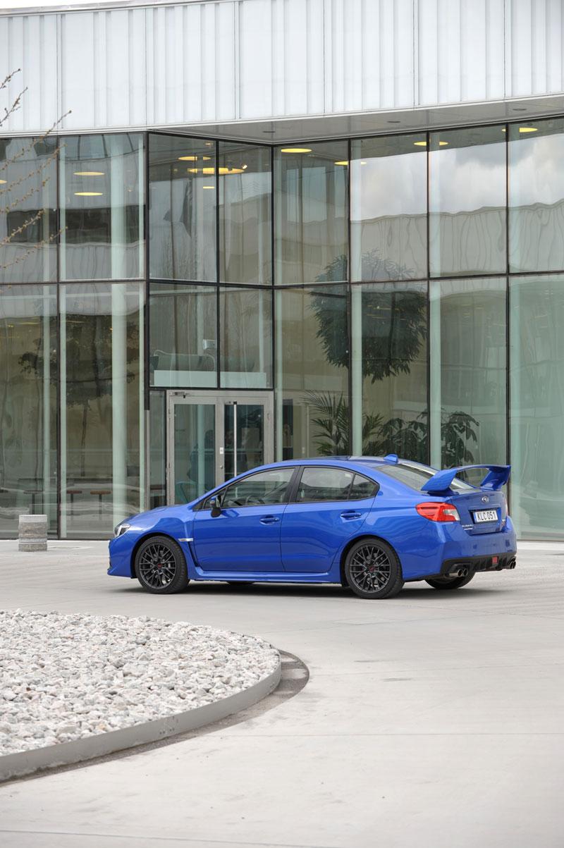 Foto Exteriores (91) Subaru Wrx-sti Sedan 2014