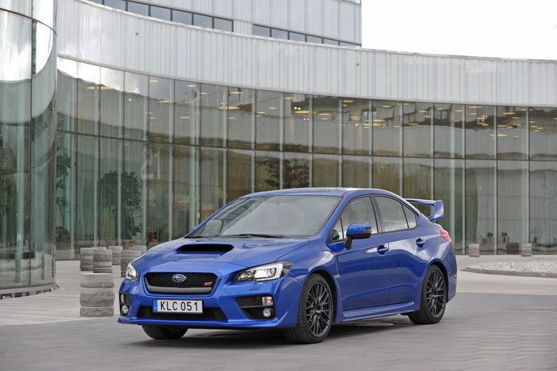 Foto Exteriores (92) Subaru Wrx-sti Sedan 2014