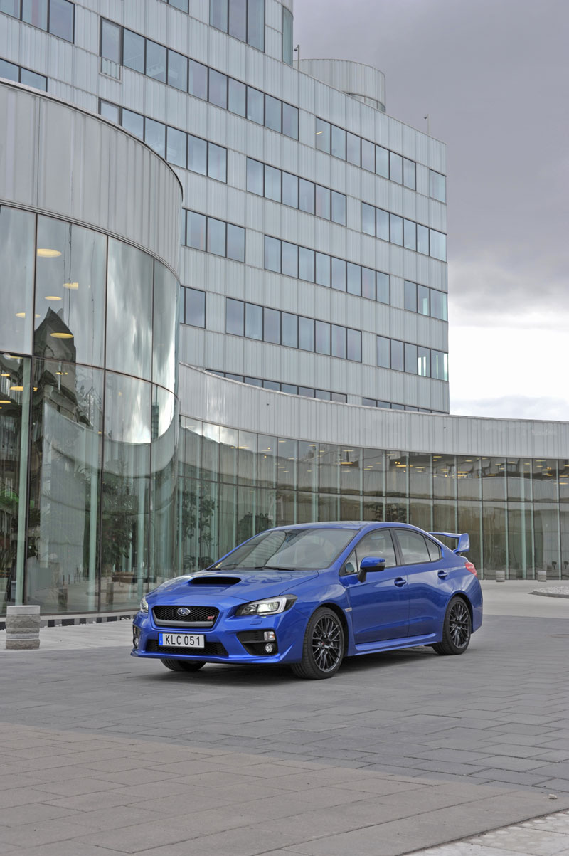 Foto Exteriores (93) Subaru Wrx-sti Sedan 2014