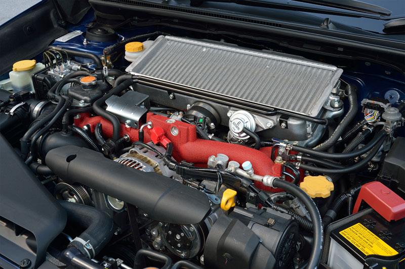 Foto Tecnicas (1) Subaru Wrx-sti Sedan 2014