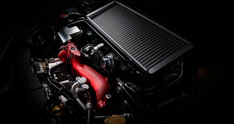 Foto Tecnicas (4) Subaru Wrx-sti Sedan 2014