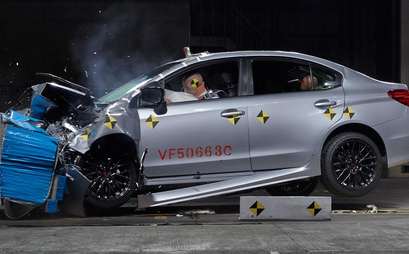 Foto Tecnicas Subaru Wrx-sti Sedan 2014