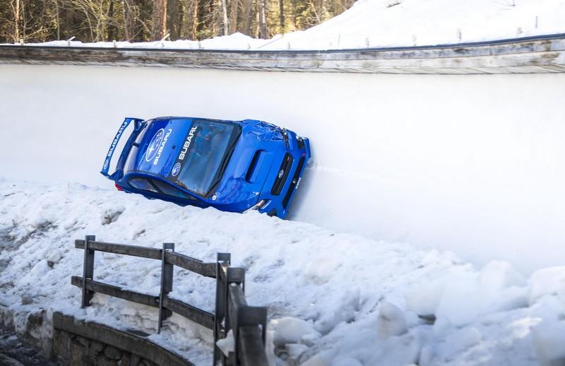 Foto Exteriores Subaru Wrx-sti-bobsleigh Sedan 2017