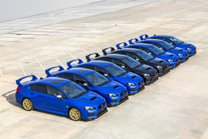 Foto Exteriores 2 Subaru Wrx-sti-final-edition Sedan 2019