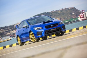 Foto Exteriores 3 Subaru Wrx-sti-final-edition Sedan 2019