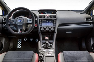 Foto Salpicadero Subaru Wrx-sti-final-edition Sedan 2019