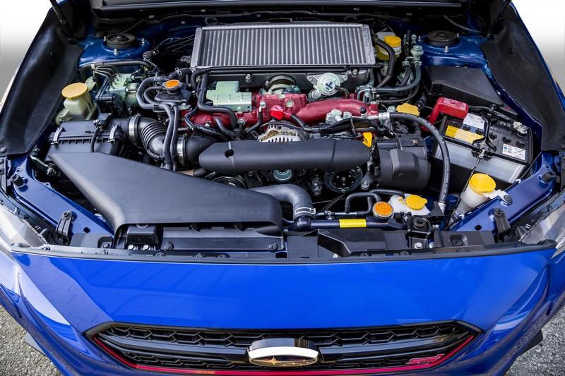 Foto Detalles 2 Subaru Wrx-sti-final-edition Sedan 2019