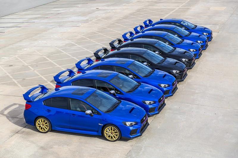 Foto Exteriores 1 Subaru Wrx-sti-final-edition Sedan 2019