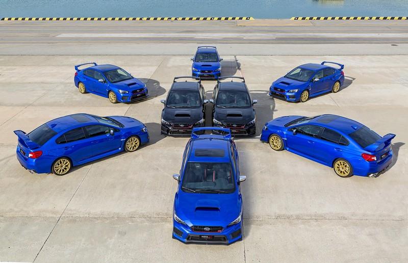 Foto Exteriores Subaru Wrx-sti-final-edition Sedan 2019