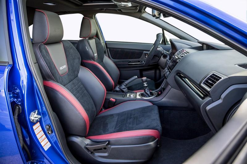 Foto Interiores 1 Subaru Wrx-sti-final-edition Sedan 2019