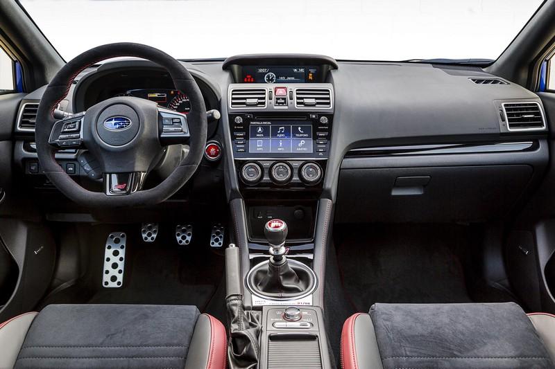 Foto Salpicadero Subaru Wrx-sti-final-edition Sedan 2019