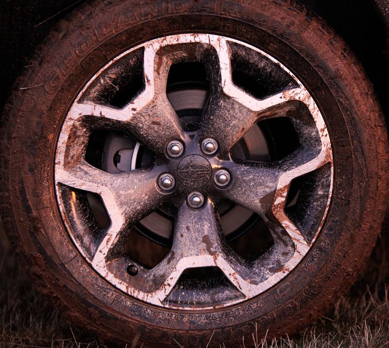 Foto Detalles Subaru Xv Suv Todocamino 2012